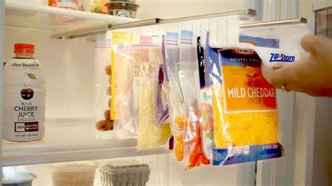 zip  store racks   easy  organize  store food