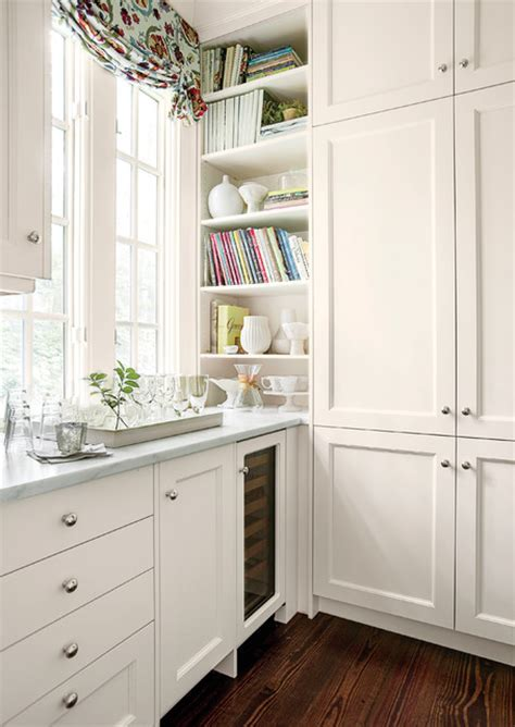 Floor To Ceiling Storage   Traditional   Kitchen   atlanta