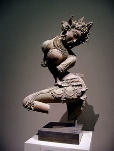 Dancing Celestial #Apsara. India (Uttar Pradesh). Early ...