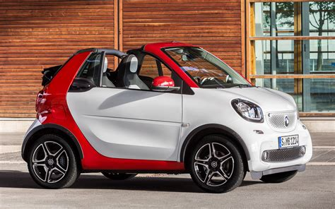 smart fortwo cabrio passion wallpapers  hd