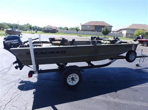 Tracker Boats Grizzly by Tracker Grizzly 1448 Boats For Sale Boats