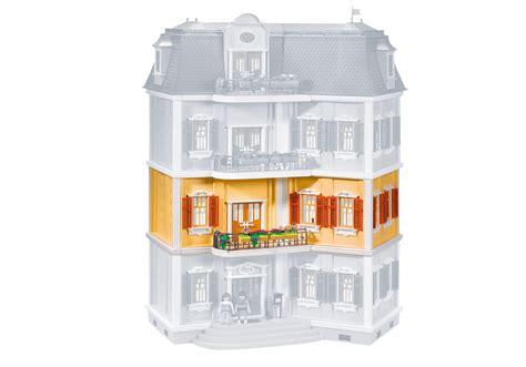 playmobil huis verdieping verdieping voor het groot woonhuis 5302