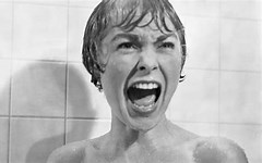Image result for psycho in the shower