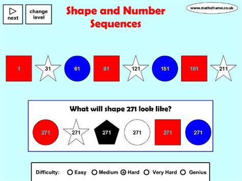 identify patterns  relationships involving numbers