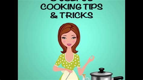 5 Useful Cooking Tips & Tricks