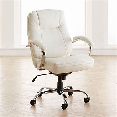 Office Chair Wide Extra Brylanehome Woman Ice