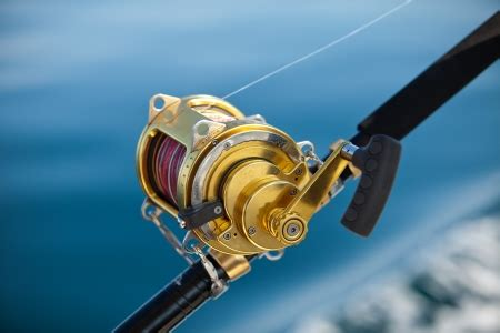 types  fishing reels  commonly   anglers today