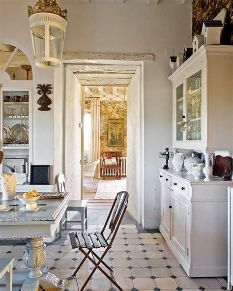creating  imaginative world  antique interior