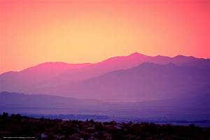 Mountains Sunset Landscape | www.pixshark.com - Images ...