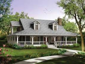 country house with wrap around porch choosing country house plans with wrap around porch