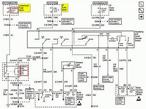2001 Chevy Metro Headlight Wiring Diagram