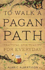 pagan wiccan shelf