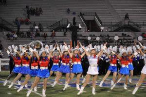 cougarettes cooper high school