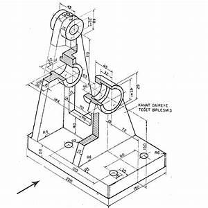 Me 113 Engineering Drawing I  U2013 Mehmet Aladag
