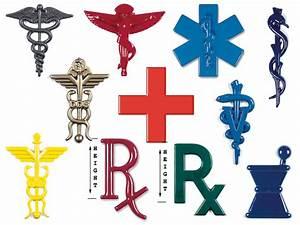 Vacuum Formed Plastic Medical symbols for Doctors ...