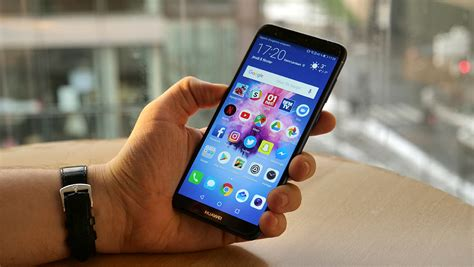 huawei p smart le test complet netcom