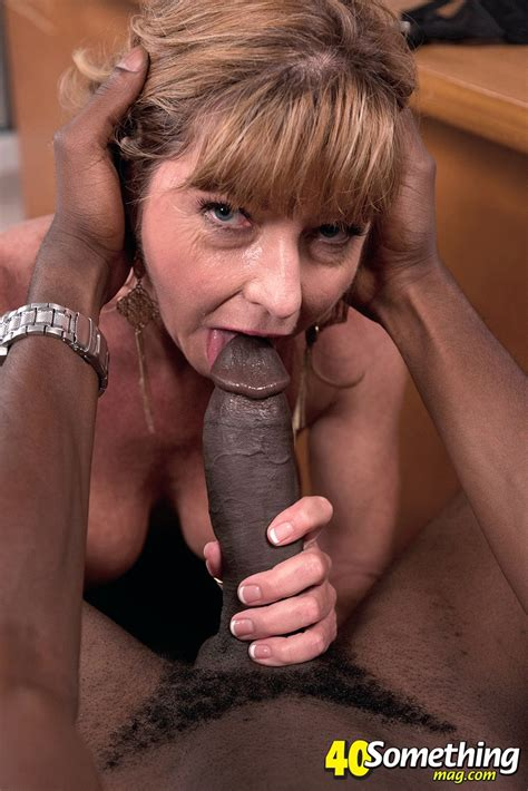 40 Something The Boss Loves Big Black Cock Dee Delmar