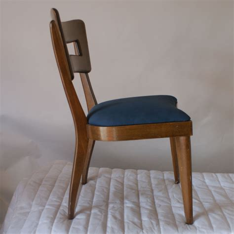 Vintage Heywood Wakefield Dining Chairs by 4 Vintage Heywood Wakefield Dining Chair Dogbone M154 Ebay