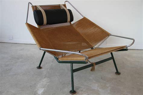 Flag Halyard Chair Original by Flag Halyard Chair By Hans Wegner At 1stdibs