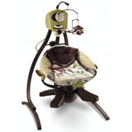 fisher price zen swing fisher price cradle swing zen collection walmart