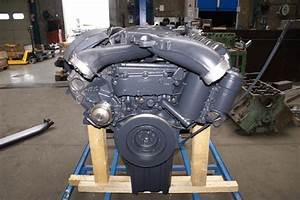 Used Mercedes-benz Om 502 La Engines Year  2012 For Sale