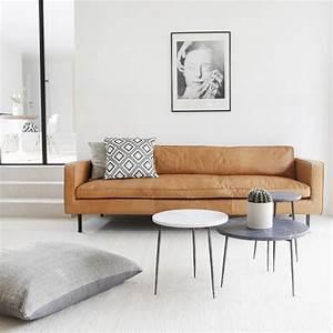 Sofa In Cognac : de gordon cognac lederen sofa van furnified is ontzettend stoer comfortabel n mooi tijd dus ~ Indierocktalk.com Haus und Dekorationen