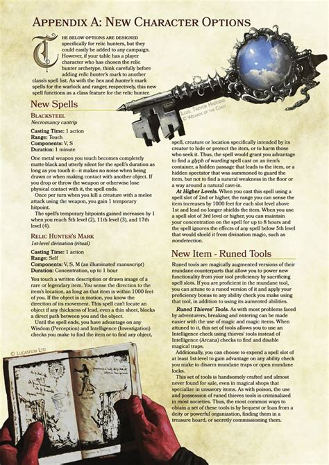 5e dragons dnd homebrew rogue dungeons relic hunter magic pathfinder rogues rpg items key weapons monster fantasy dungeon portal dark