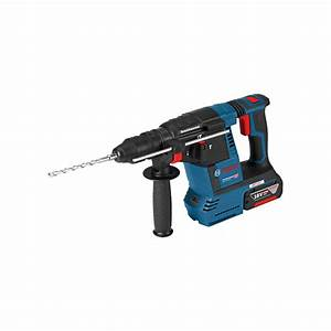 Bosch Pro 18v : perforateur sans fil bosch pro gbh 18v 26 f professional ~ Carolinahurricanesstore.com Idées de Décoration