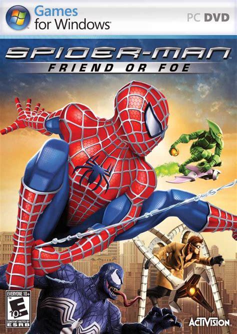 spider man friend  foe pc ign