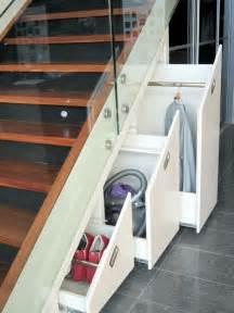 Rangement Sous Escalier Coulissant by Rangement Coulissant Sous Escalier Obasinc Com