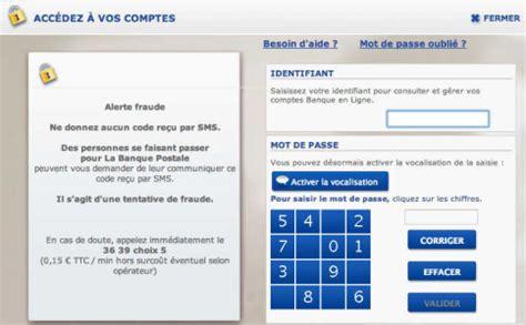 www labanquepostale fr mon compte en ligne la banque postale