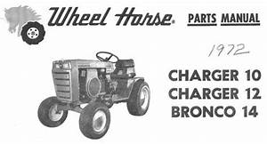Tractor 1972 Bronco 14  Charger 10  U0026 Charger 12 Ipl Wiring Pdf - 1965-1972