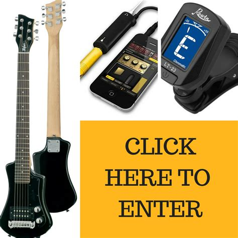guitar go tuner clip phone giveaway
