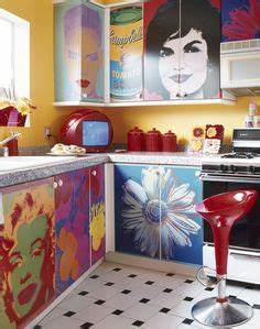 1000 ideas about pop art decor on pinterest salon ideas for Kitchen cabinets lowes with pop art wall decal