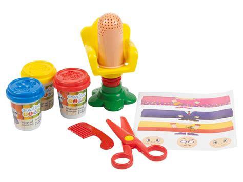 pate a modeler traduction 14 pi 232 ces p 226 te 224 modeler de coiffure set tubs et formes enfants jouets