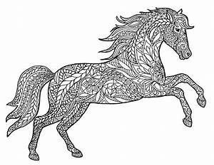 horse coloring pages printable free - animal coloring pages for adults best coloring pages for