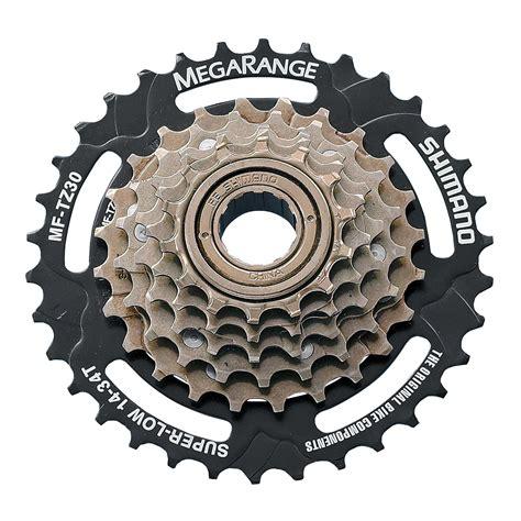 shimano 6 speed mega range mtb bike freewheel