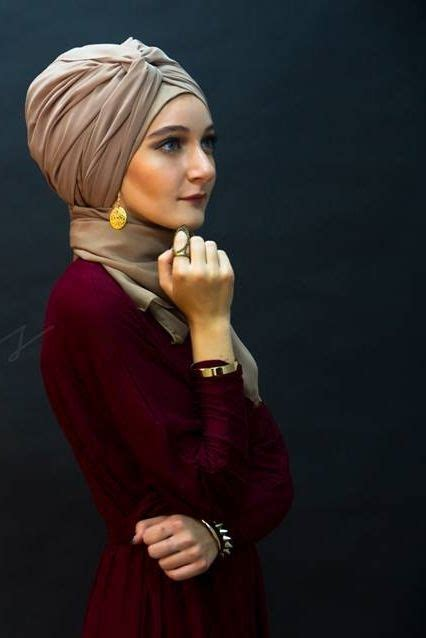 chana modest beauty turban hijab