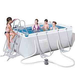 Piscine Tubulaire Oogarden : piscine tubulaire rectangulaire 2 87 x 2 01 x 1 00 m ~ Premium-room.com Idées de Décoration