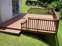 excellent patio floor design ideas Excellent Backyard Deck Designs Ideas For Patio Space ...