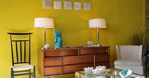 mur jaune moutarde for the home pinterest rencontre With nice quelle couleur de peinture pour un couloir 6 mur salon bleu canard couloir pinterest salons