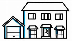 Simple Drawing Of A House | www.pixshark.com - Images ...
