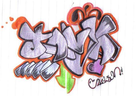 imagenes dise 241 os para graffitis imagui