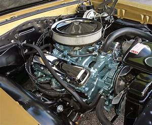 Pontiac V8 Engine History  1955