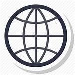 Icon Globe Earth Global 512px Getdrawings