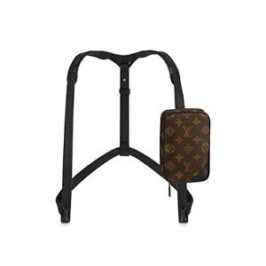 brand  louis vuitton utility harness bag monogram bag virgil abloh ebay