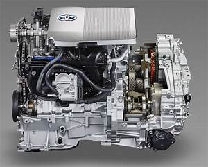 2016 Toyota Prius  A Few Details On Engine  Hybrid System