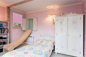 Kinderzimmer Mit Hochbett Und Rutsche : hochbett mit rutsche selber bauen so geht 39 s ~ Frokenaadalensverden.com Haus und Dekorationen