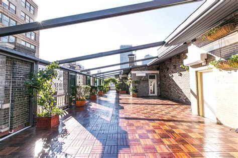 gramercyflatiron nyc loft  large terrace  york