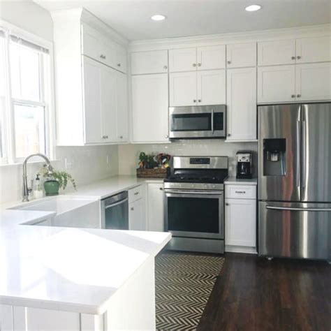 cabinets   customer remodels gallery bright white